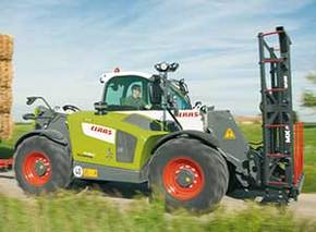 CLAAS - SCORPION